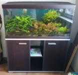 Predám akvárium Ferplast Cayman 110 Professional – 230 litrov