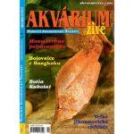 Akvárium živě 4/2015