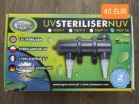 Aquanova UVC lampa 18 W