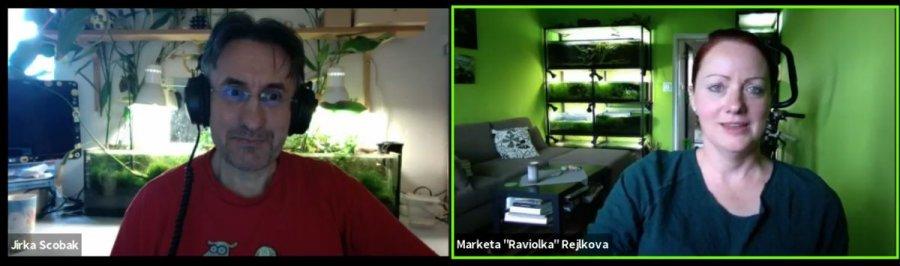 Videopokec s Raviolkou