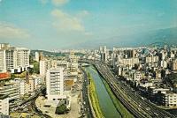 současný pohled na Rio Guayre